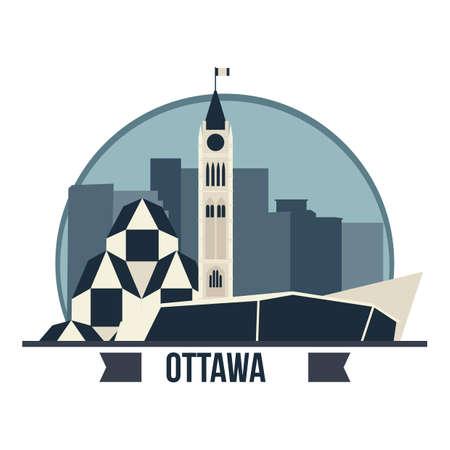 Parlementsgebouw van Canada