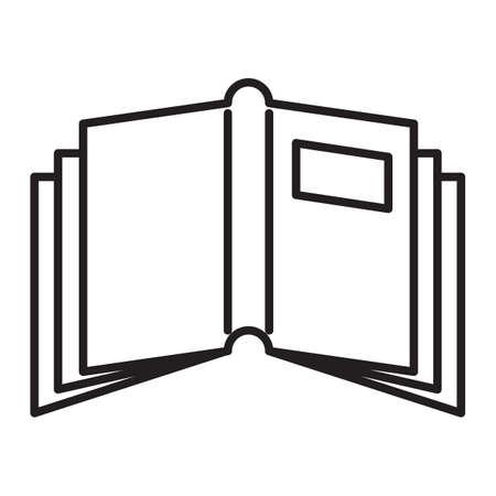 Livre ouvert Banque d'images - 81534973
