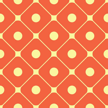 A seamless rhombus pattern illustration. Ilustrace