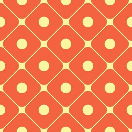 Een naadloze illustratie van het ruitpatroon.