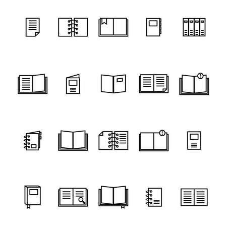 本のコレクション 写真素材 - 81533556