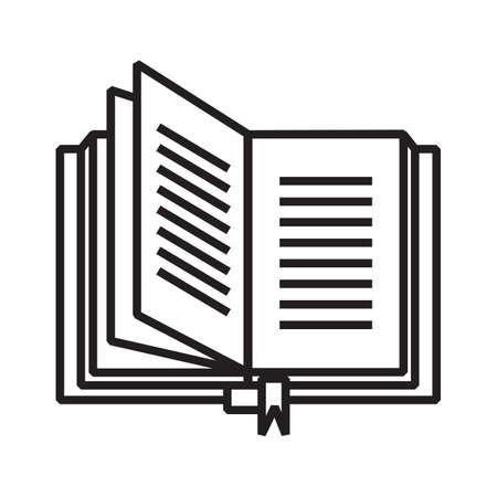Livre ouvert Banque d'images - 81534668
