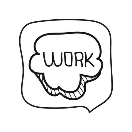 work Illusztráció