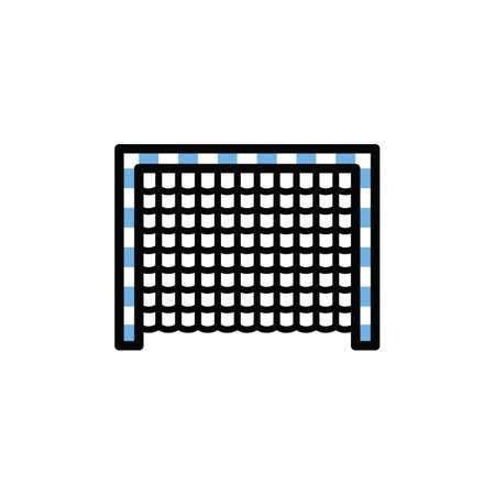 football net Ilustração