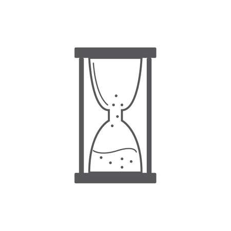 모래 시계 그림입니다.