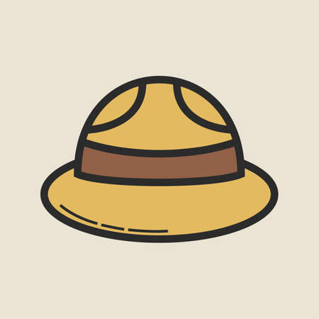 mounties hat Illustration