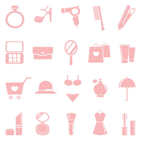 collection of female general products