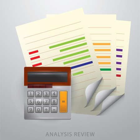 analysis review Stok Fotoğraf - 81534545