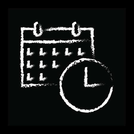 캘린더 및 시계