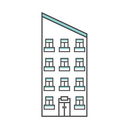Building Banco de Imagens - 81534684