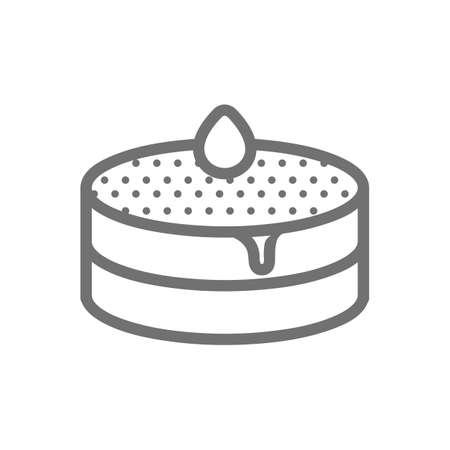 Cake Ilustrace
