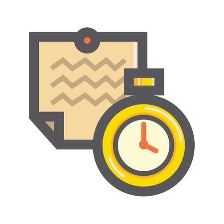 Grafiekdocument en timer