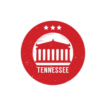 Replik von Parthenon Standard-Bild - 81484785