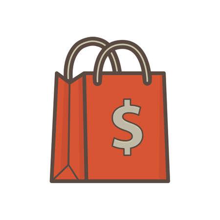 Shopping bag Banco de Imagens - 81534710