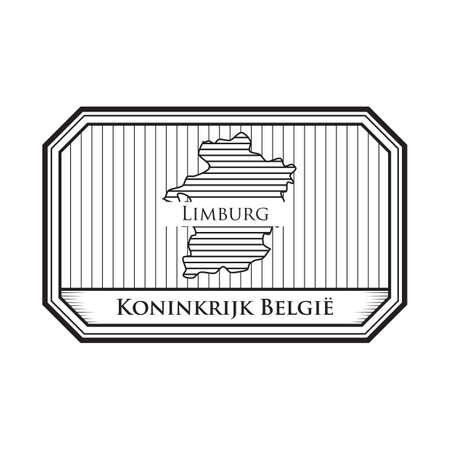 Mappa di Limburgo Archivio Fotografico - 81534712