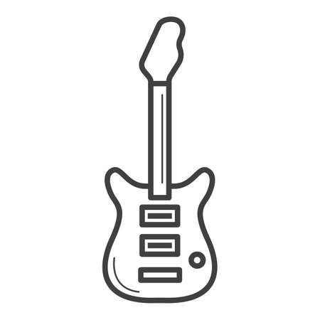 electrical guitar 스톡 콘텐츠 - 106667576
