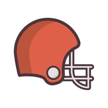 helmet Stock Illustratie