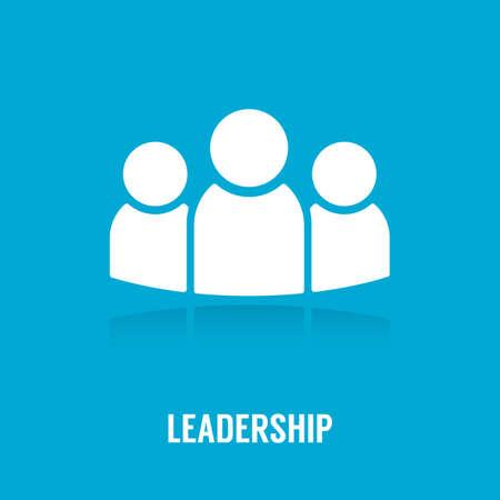 リーダーシップの概念。