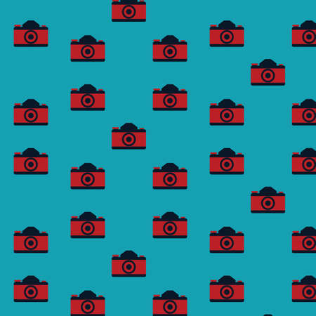 camera pattern background Imagens - 106667590