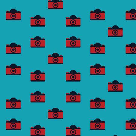 camera pattern background