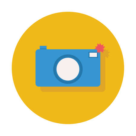 camera icon Фото со стока - 106667596