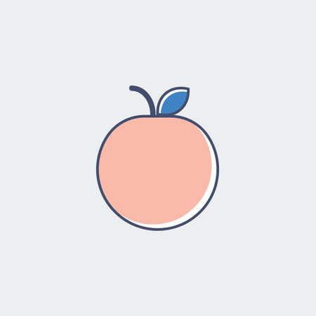 アップル イラスト。