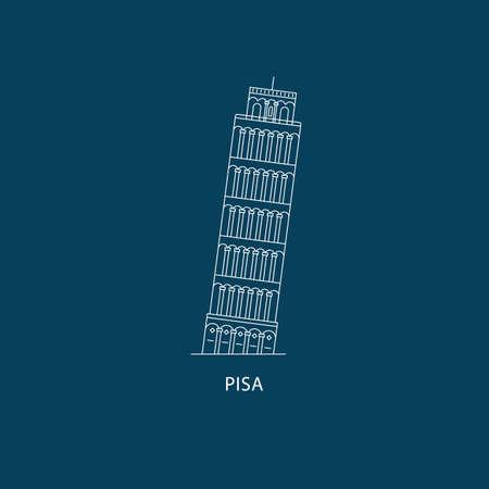 Pisa Foto de archivo - 81589403