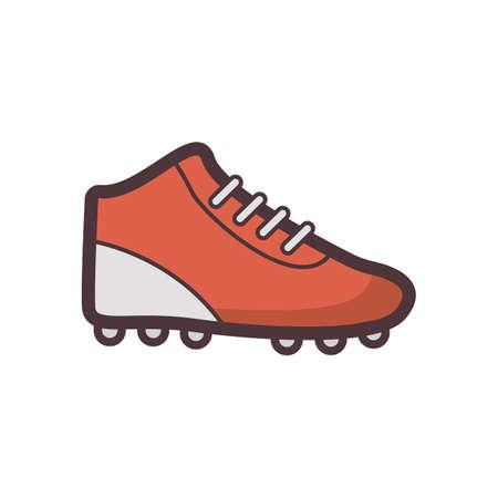 sports shoe Иллюстрация