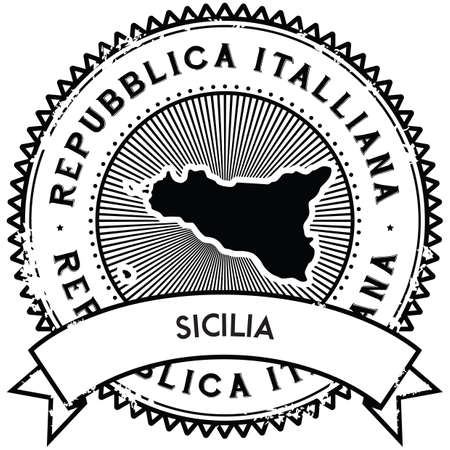sicilia map label