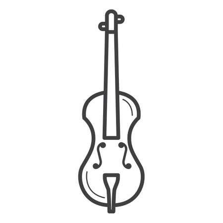 violin Ilustrace