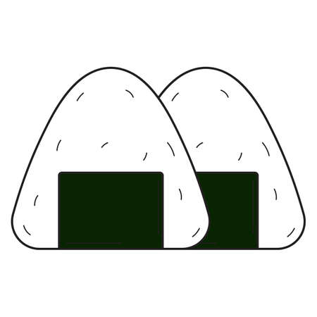 onigiri Illustration