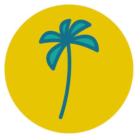 palm tree Banque d'images - 106667652