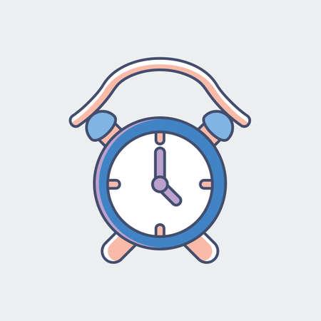 알람 시계 그림입니다.