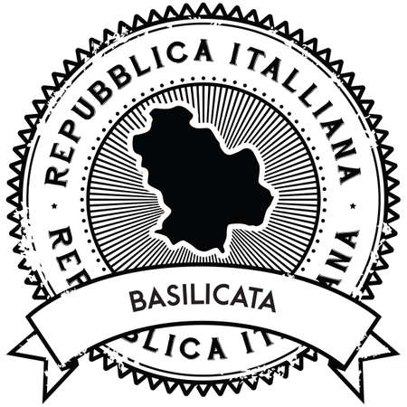 basilicata map label