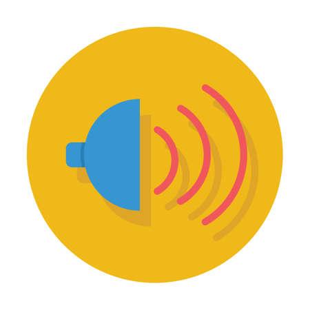volume icon Illustration