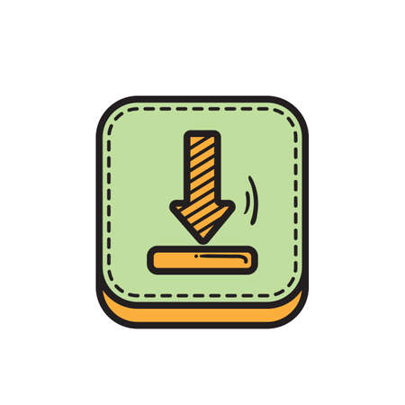 download icon Illustration
