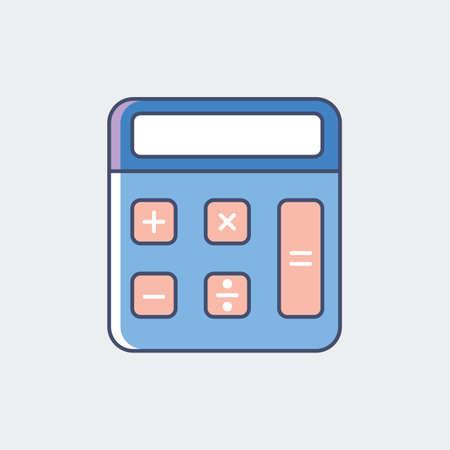 Taschenrechner Standard-Bild - 81533818