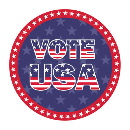us vote sticker