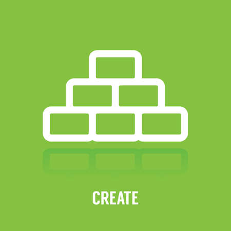 Créer un concept Banque d'images - 81534856