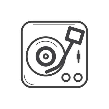 vinyl recorder