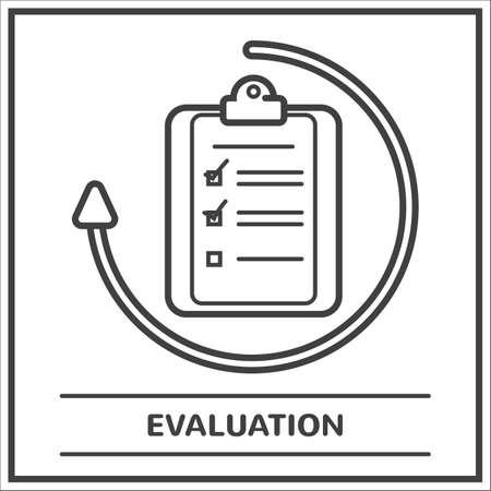 Evaluation Illustration