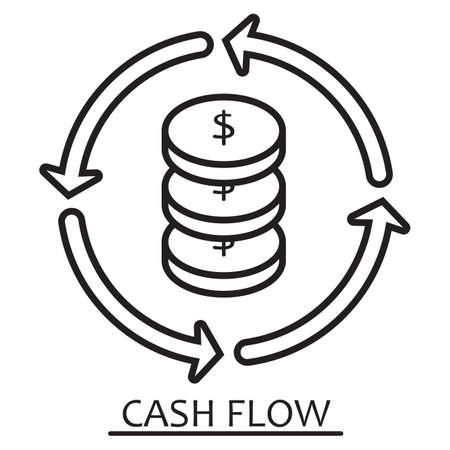 Concepto de flujo de caja