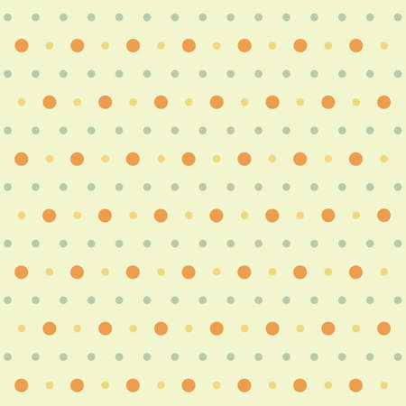 polka dots pattern background