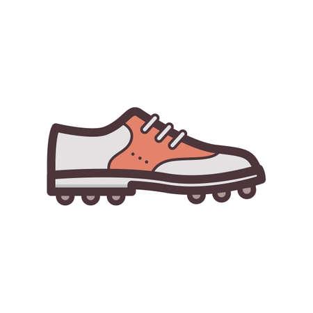 sports shoe Illustration