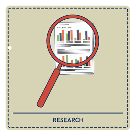 business research concept
