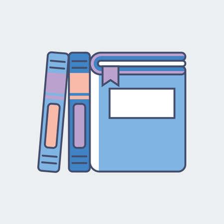 A books illustration. Stock fotó - 81533860