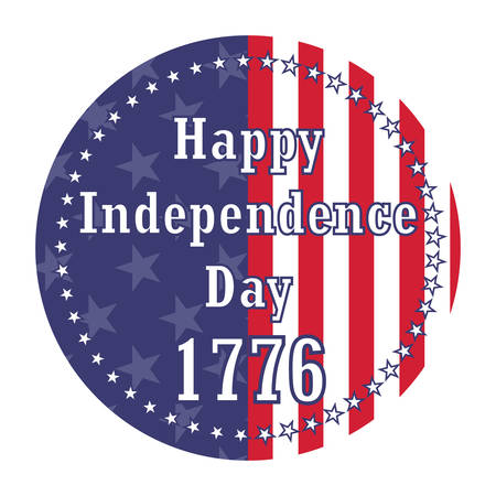us independence day 向量圖像