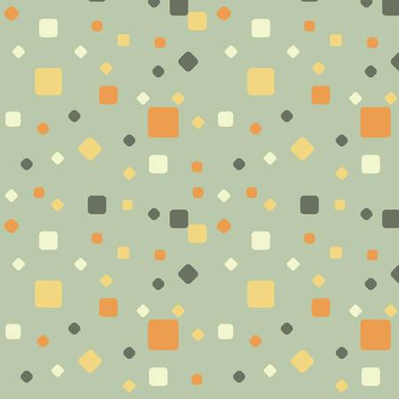 squares pattern background Ilustração