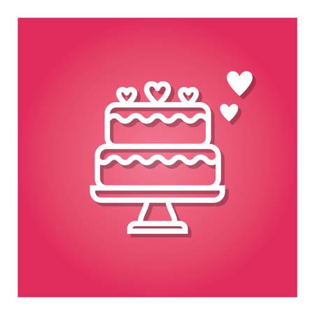cake Banco de Imagens - 81484128