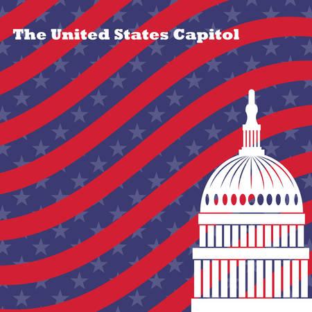 de hoofdstad van de Verenigde Staten
